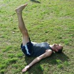 Introduction to Calisthenics – Lying Leg Raises