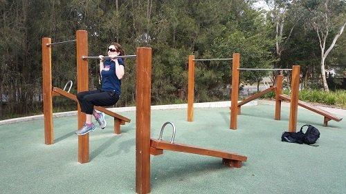Outdoor Gym Sydney