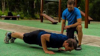 Permalink to: Calisthenics Personal Training – Sydney