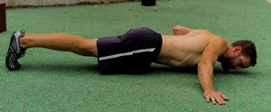 Lever Push-up
