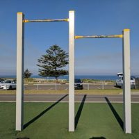 Pull-up bars, Cronulla
