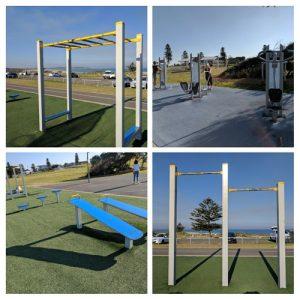 Cronulla Outdoor Gym Equipment