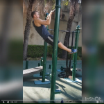The Clean Explosive Bar Muscle-up