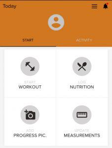 Online training App