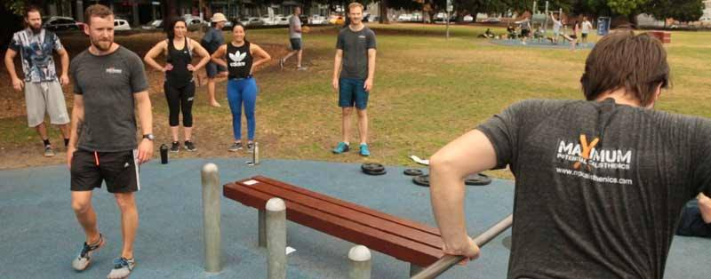 Sydney Calisthenics Classes
