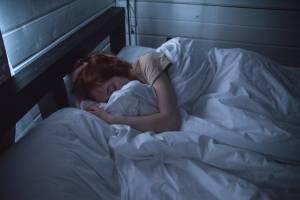Good sleep can help manage stress