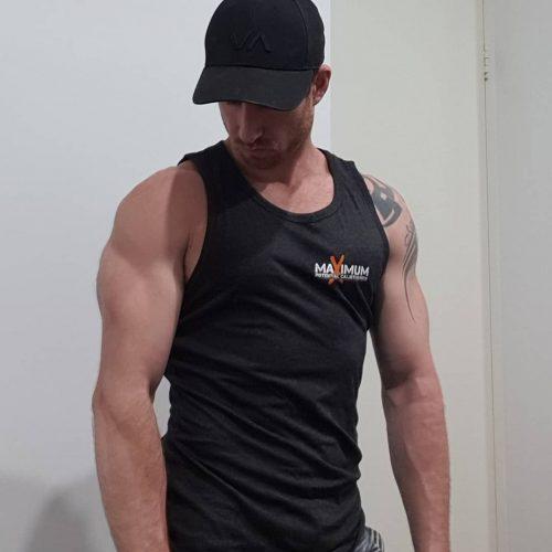 Men's Training Singlet