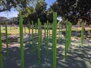 Calisthenics Bars Outdoor Gym Turruwul Park