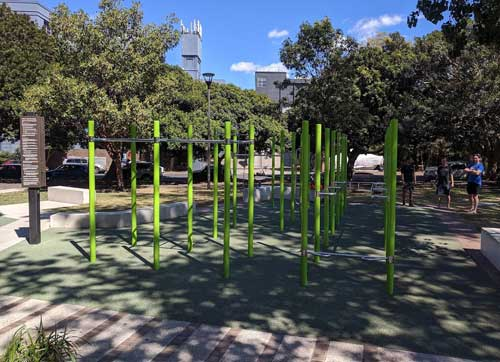 Turruwul Park Outdoor Gym