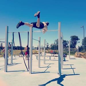 Calisthenics Freestyle
