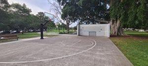 Turruwul Park Basketball Court