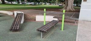 Turruwul Park Benches