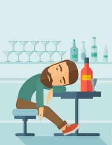 Sleep deprevation similar to being drunk