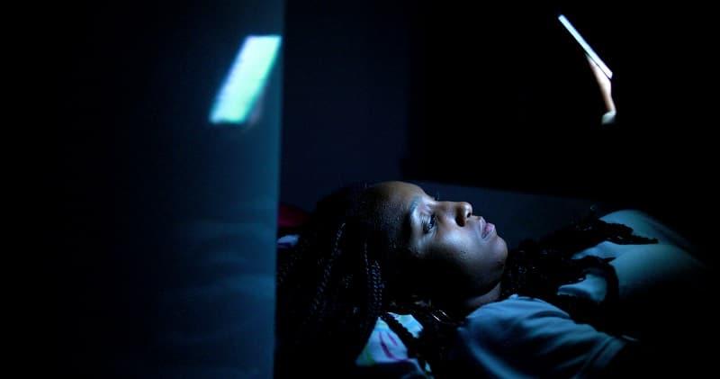 Sleep in the dark